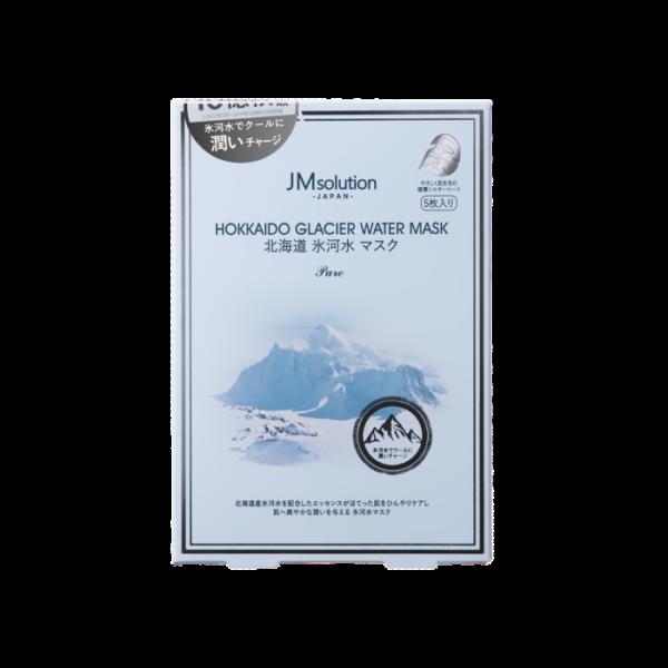JM SOLUTION Hokkaido Glacier Water Mask