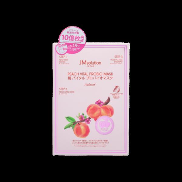 JM SOLUTION Peach Vital Probio Mask