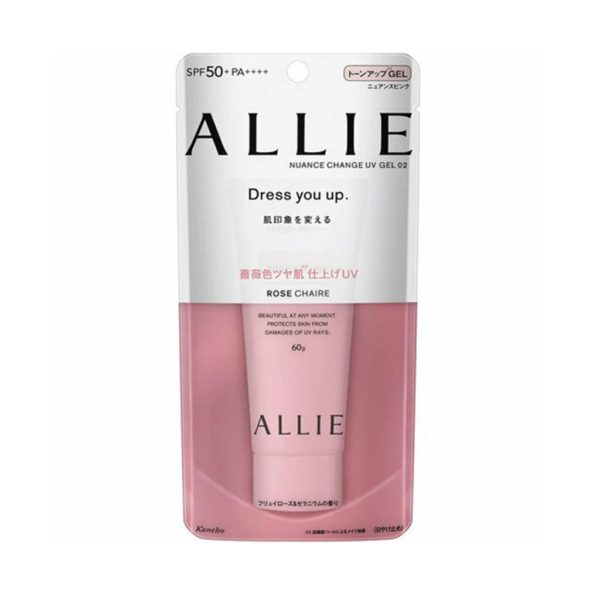 Kanebo ALLIE Nuance Change UV Gel (Rose Chaire)