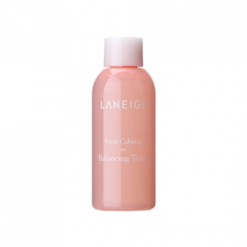 Laneige Fresh Calming Balancing Toner (Laneige Toner Pink)