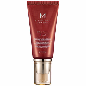MISSHA M Perfect Cover BB Cream #21 Light Beige