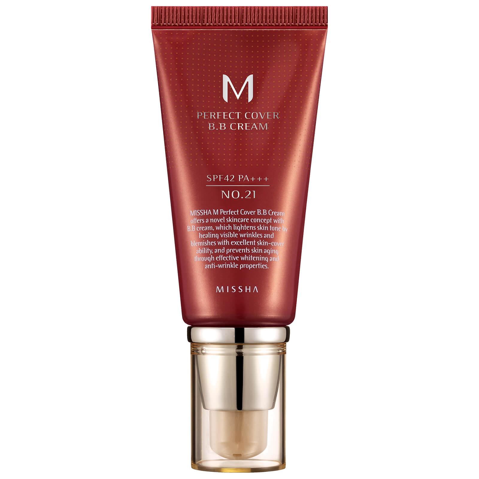 MISSHA M Perfect Cover BB Cream #21 Light Beige