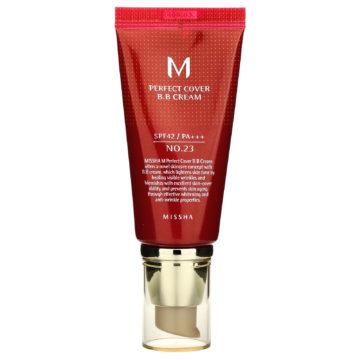MISSHA M Perfect Cover BB Cream #23 Natural Beige