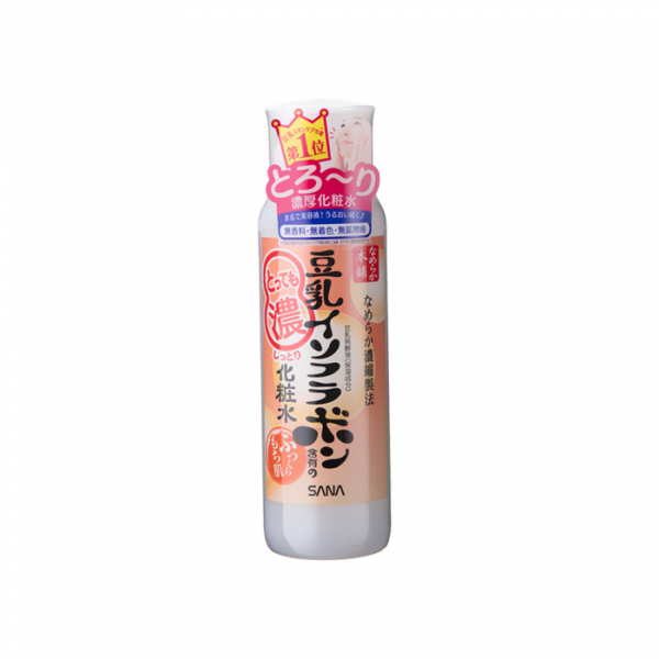 SANA NAMERAKA Honpo Soy Extra Moisture Skin Lotion
