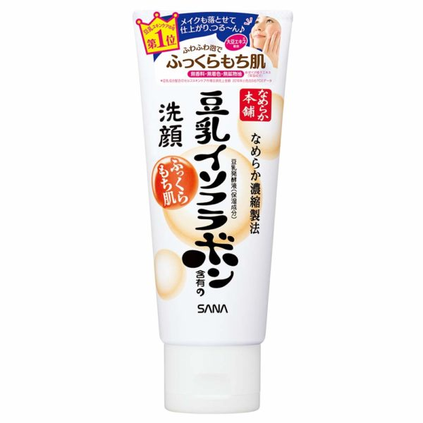 SANA NAMERAKA Honpo Soy Milk Cleansing Wash
