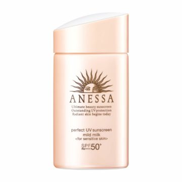 Shiseido Anessa Perfect UV Sunscreen Mild Milk SPF 50+ PA++++