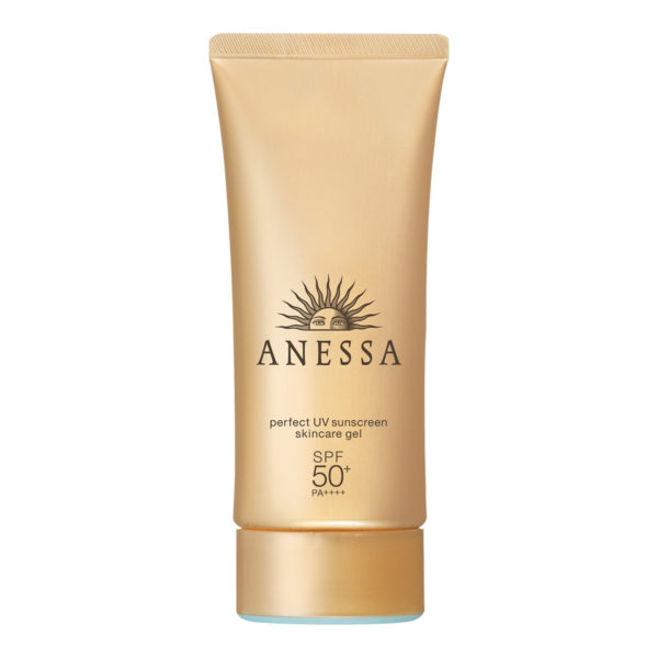 Shiseido Anessa Perfect UV Sunscreen Skincare Gel SPF50+ PA++++