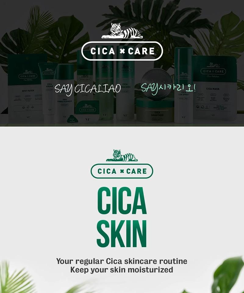 VT Cica Nutrition Mask