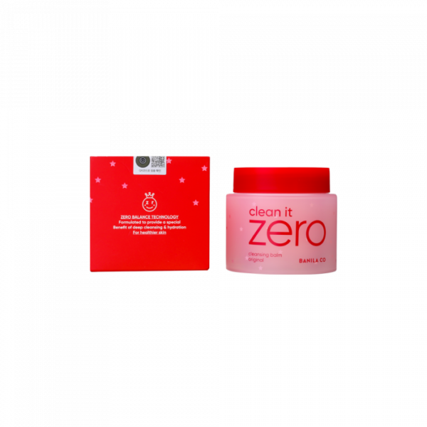 Banila Co Clean It Zero Cleansing Balm Red Edition