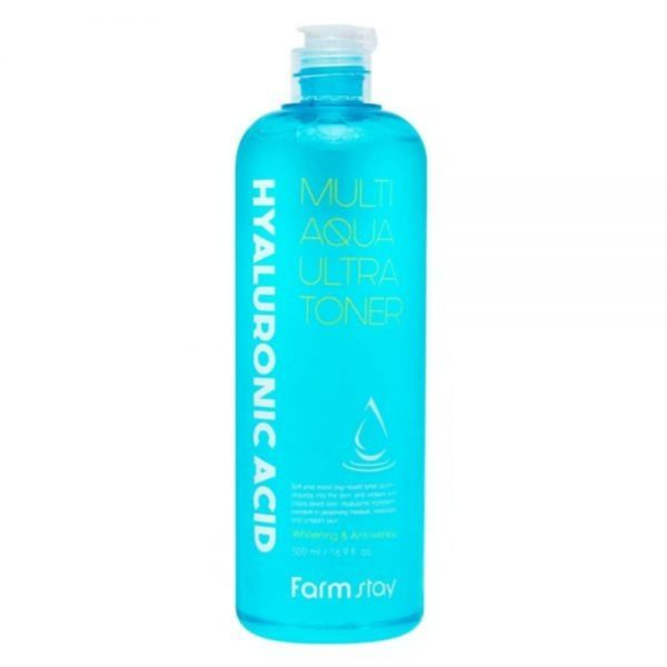 Farm Stay Hyaluronic Acid Multi Aqua Ultra Toner