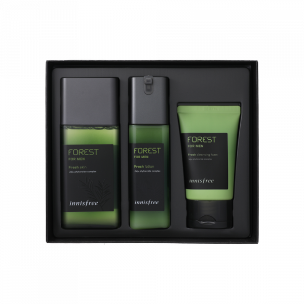 Innisfree Forest For Men Fresh Special Skin Care Set