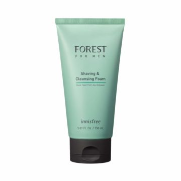 Innisfree Forest for Men Shaving & Cleansing Foam