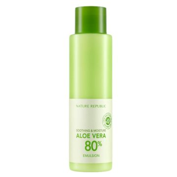 Nature Republic Aloe Vera 80% Emulsion