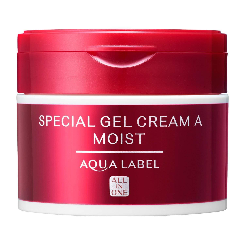 Shiseido AQUALABEL Special Gel Cream Moist
