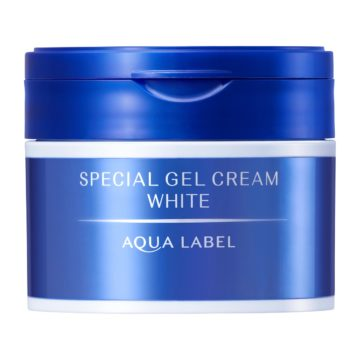Shiseido AQUALABEL White Special Gel Cream