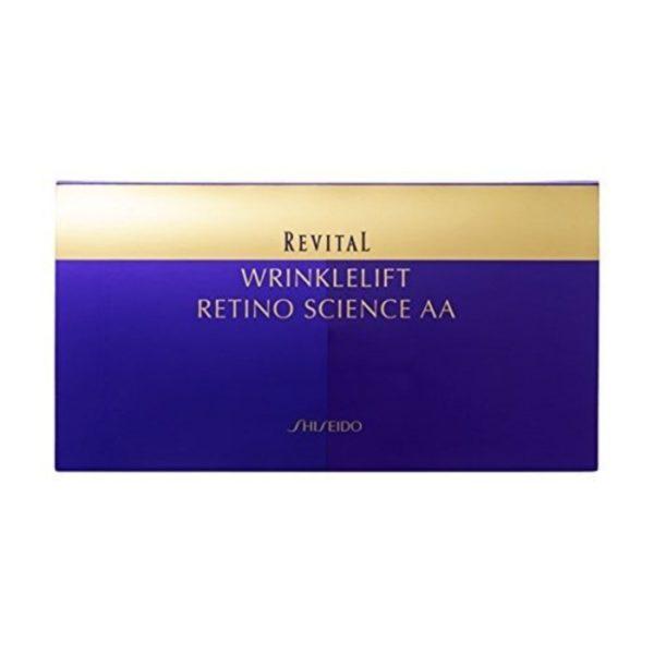 Shiseido Revital Wrinklelift Retino Science AA Eye Mask