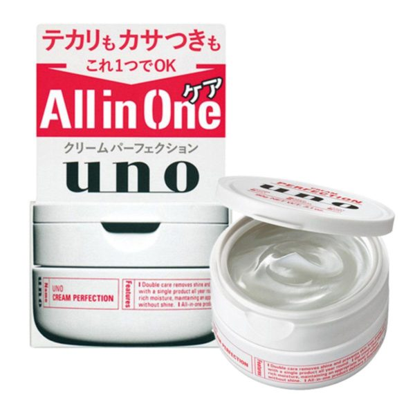 Shiseido Uno Perfection All In One Cream