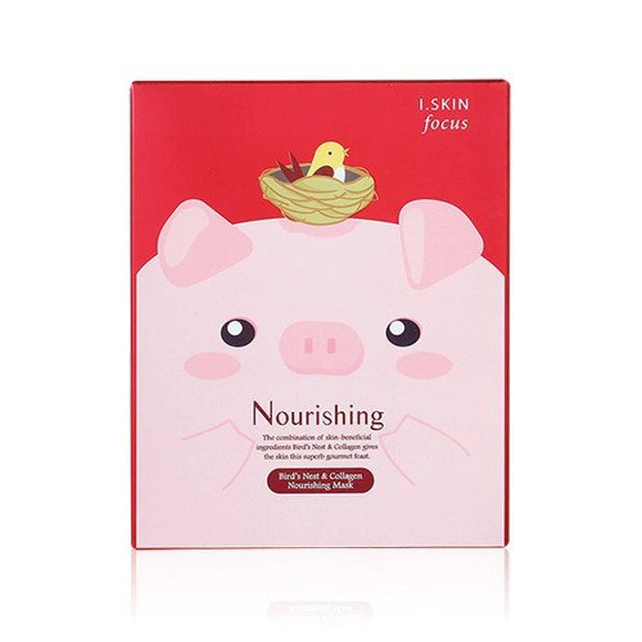 I. SKIN Bird's Nest & Collagen Nourishing Mask