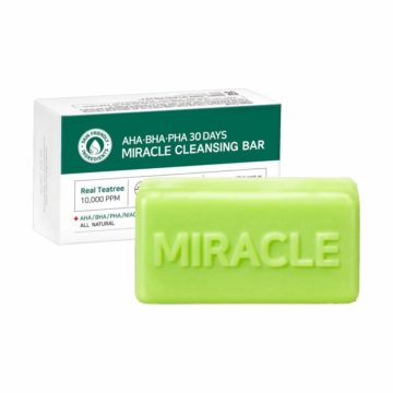 SOME BY MI AHA, BHA, PHA 30 Days Miracle Cleansing Bar