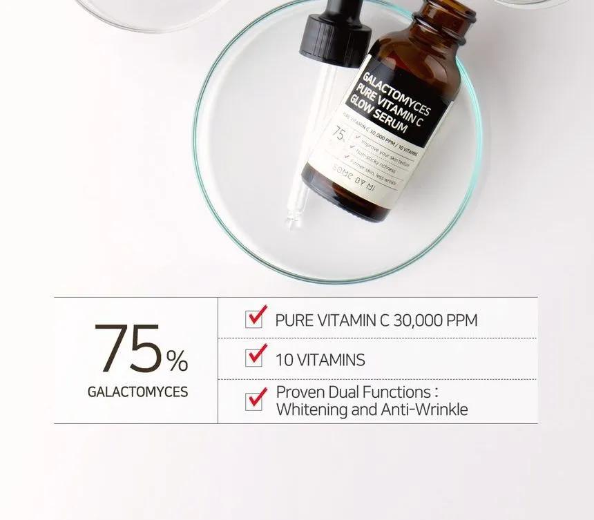 SOME BY MI Galactomyces Pure Vitamin C Glow Serum