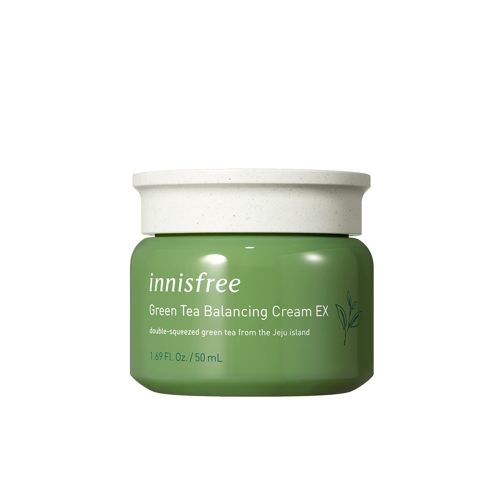Innisfree Green Tea Balancing Cream EX