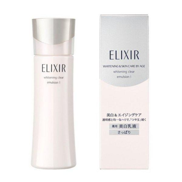 Shiseido ELIXIR Whitening Clear Emulsion I (Fresh)