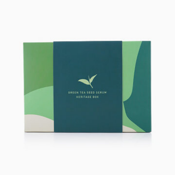 Innisfree Green Tea Seed Serum Heritage Box