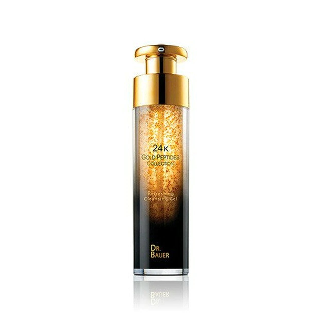 Dr. Bauer 24K Gold Peptides Collection Refreshing Cleansing Gel