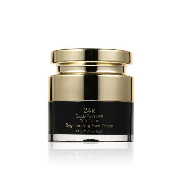 Dr. Bauer 24K Gold Peptides Collection Regenerating Face Cream