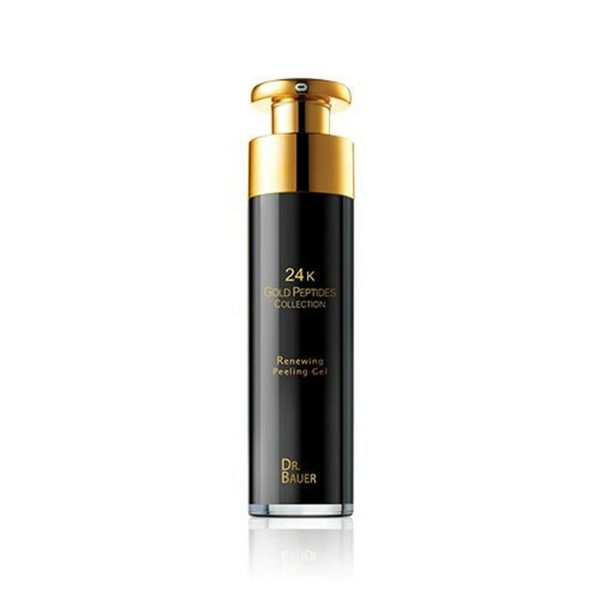 Dr. Bauer 24K Gold Peptides Collection Renewing Peeling Gel
