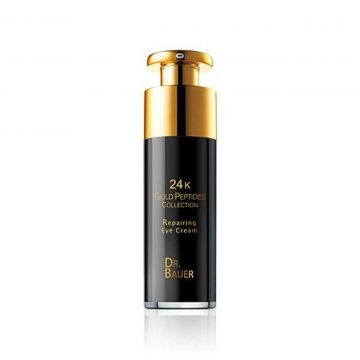 Dr. Bauer 24K Gold Peptides Collection Repairing Eye Cream