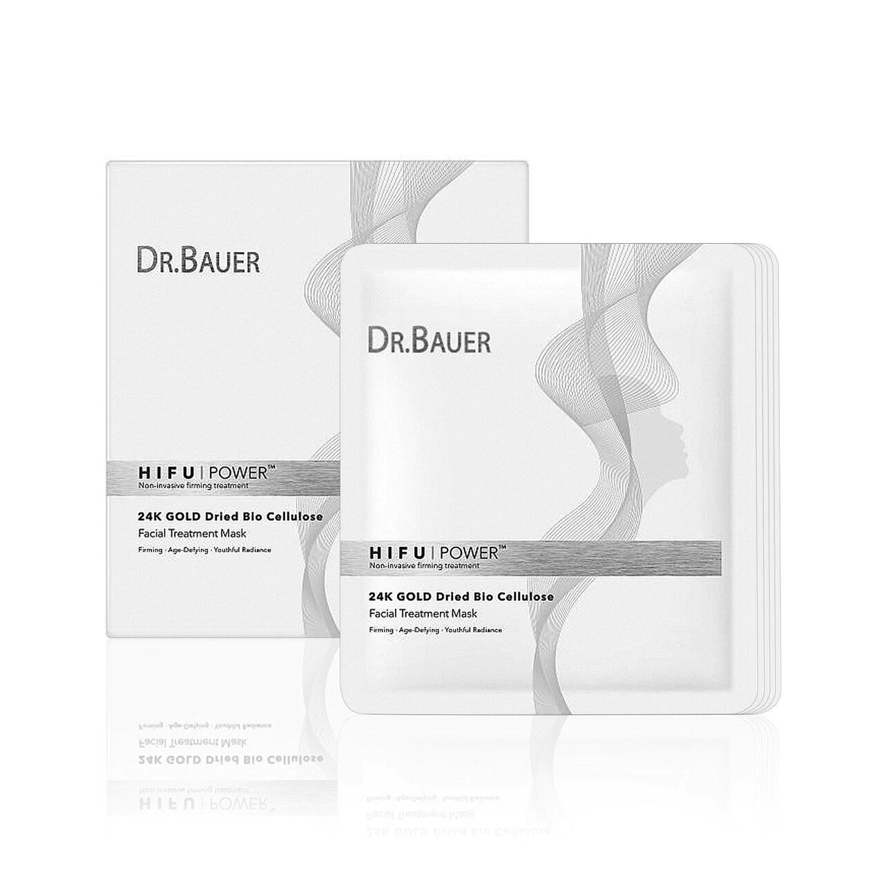Dr. Bauer Dried Bio Cellulose Face Mask