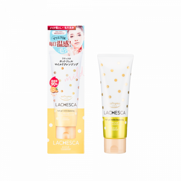 Kose Softymo Lachesca Hot Gel Cleansing (Citrus)