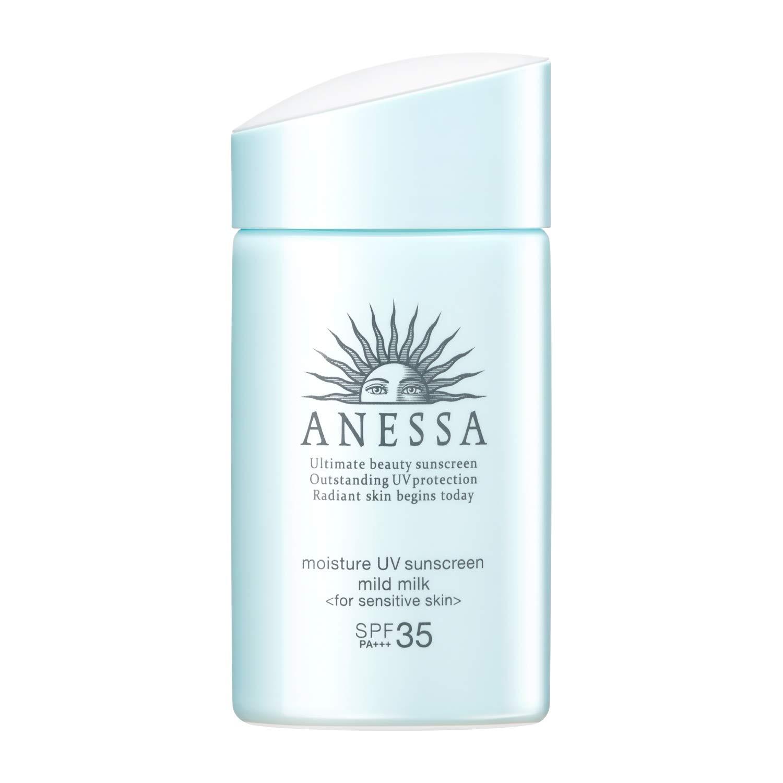 Shiseido Anessa Moisture UV Sunscreen Mild Milk SPF 35 PA+++