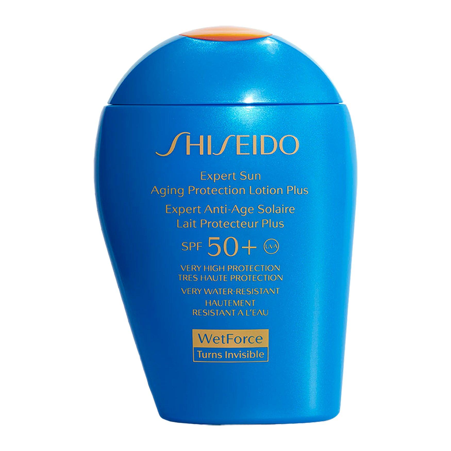 Shiseido Expert Sun Aging Protecting Lotion Plus SPF50+++++