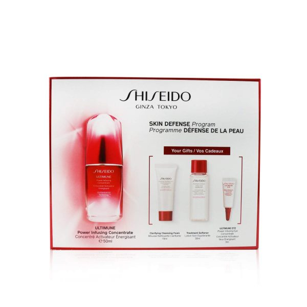 Shiseido Skin Defense Program Set