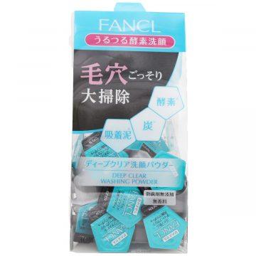 Fancl Deep Clear Washing Powder