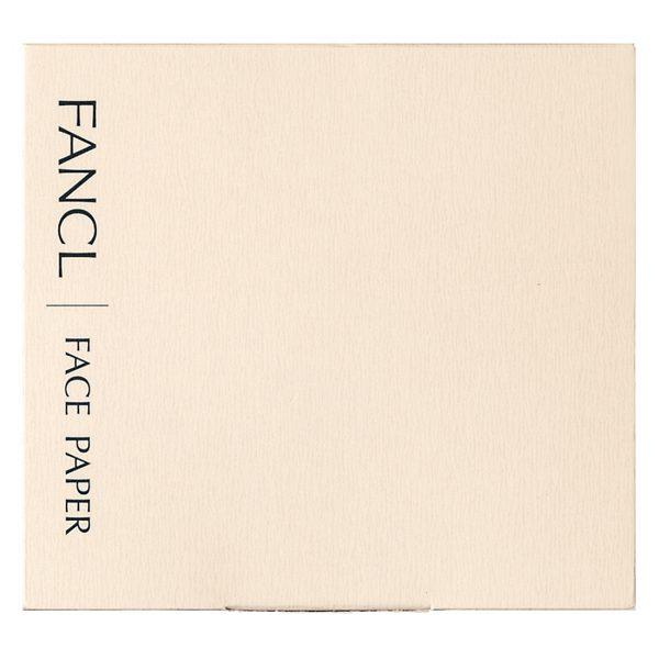 Fancl Face Paper
