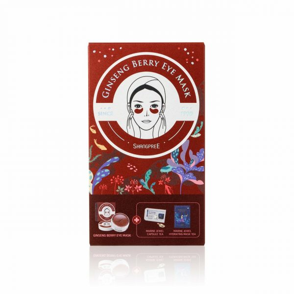 SHANGPREE Gingseng Berry Eye Mask Edition