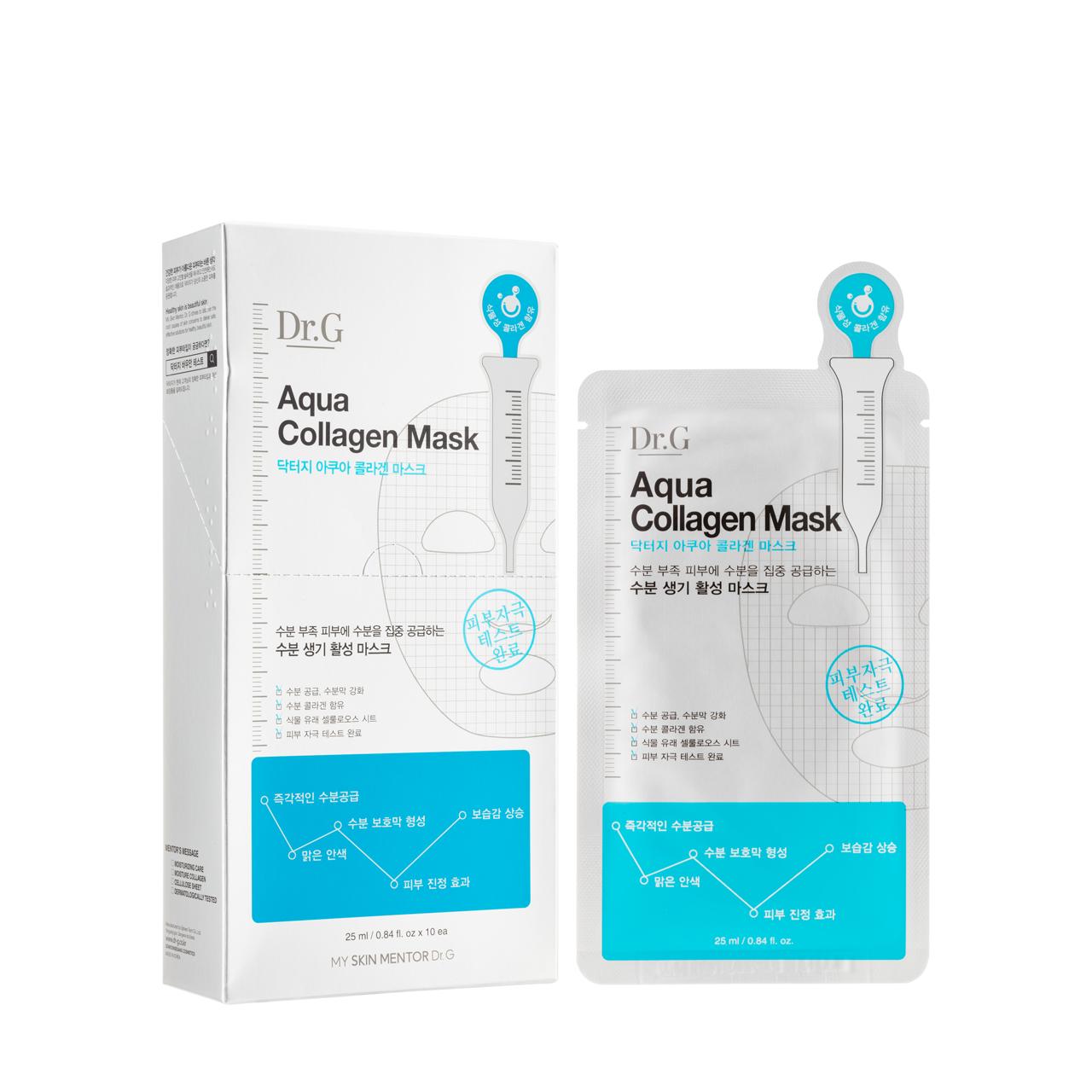 Dr. G Aqua Collagen Mask
