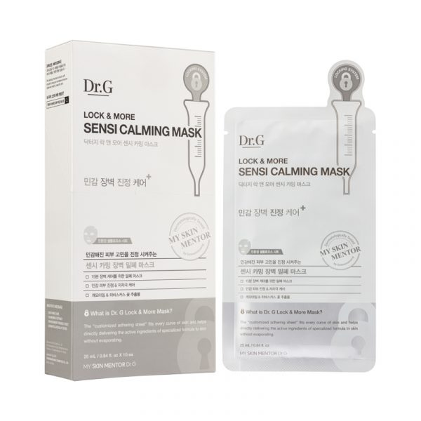 Dr. G Lock & More Sensi Calming Mask