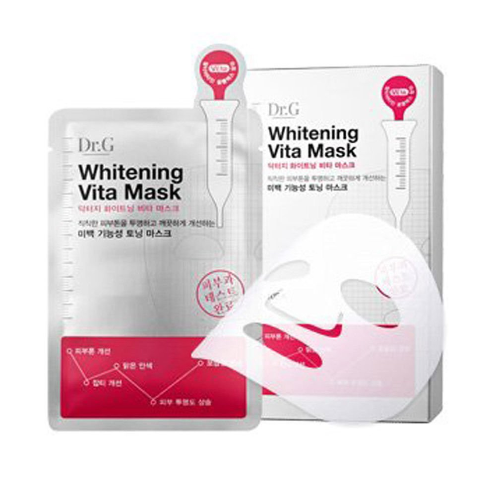 Dr. G Whitening Vita Mask