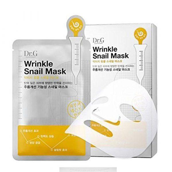 Dr. G Wrinkle Snail Mask