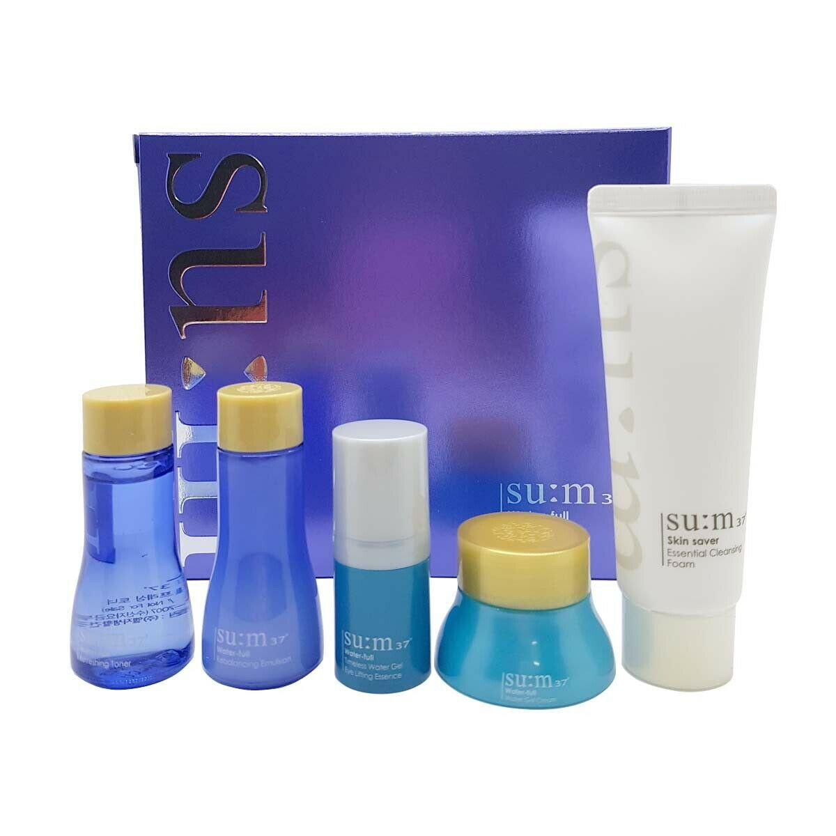 SU:M37° Water Full Special Gift Set (5 Items)