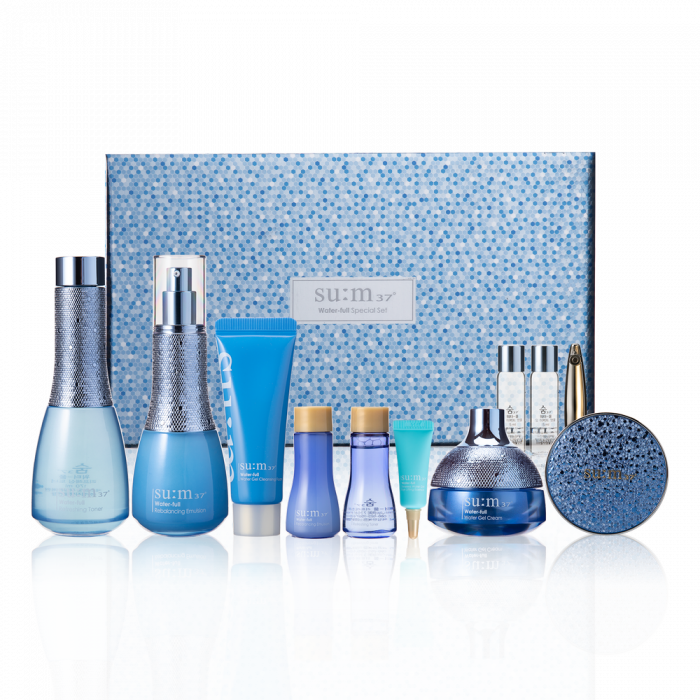 SU:M37° Water Full Special Set (10 Items)