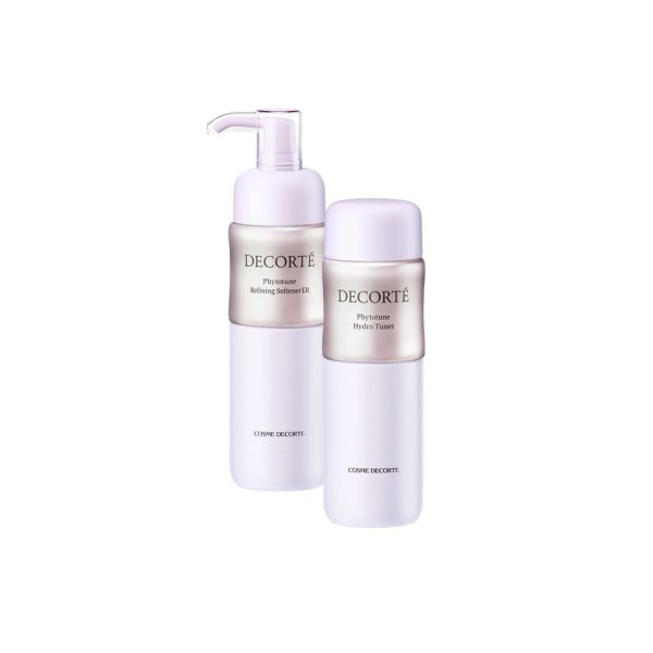 Cosme Decorte Phytotune HydroTuner + Refining Softener ER (2 Items)