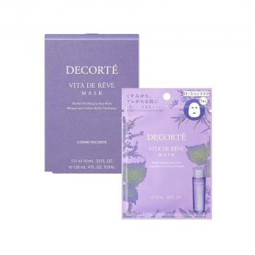 Cosme Decorte VITA DE REVE Herbal Vitalizing Lotion Mask