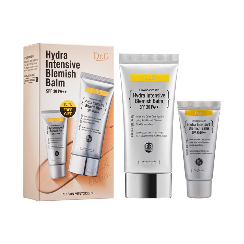 Dr. G Hydra Intensive BB Set (2 Items)