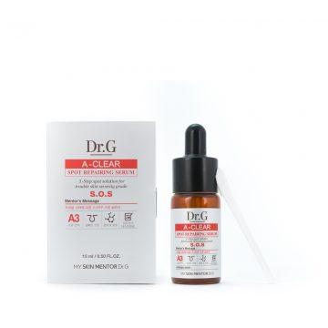 Dr. G A-CLEAR Spot Repairing Serum