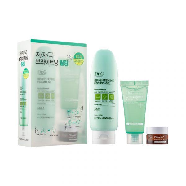 Dr. G Brightening Peeling Set (3 Items)